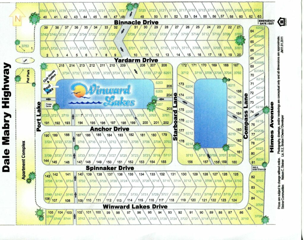 Winward Community Map
